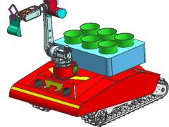 室外自动采样机器人项目需求
