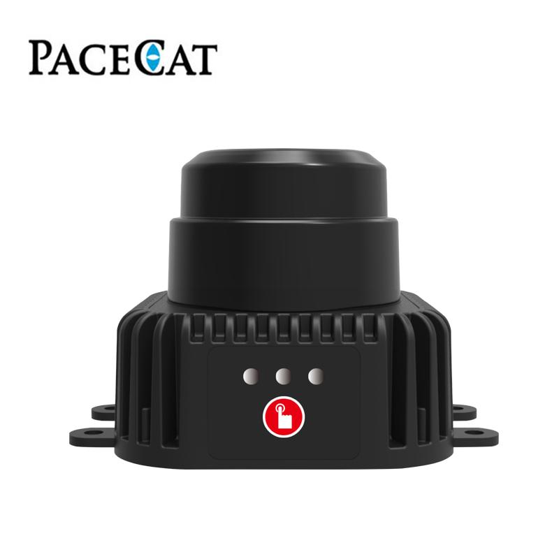 安防级避障激光雷达扫描测距传感器AVG机器人IP67