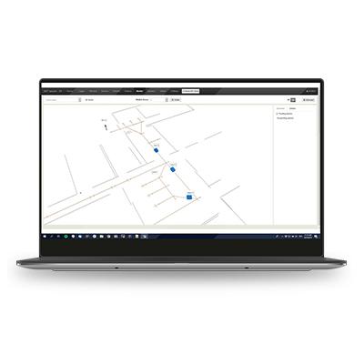 ANT®自然特征导航系统车辆控制和调度软件server