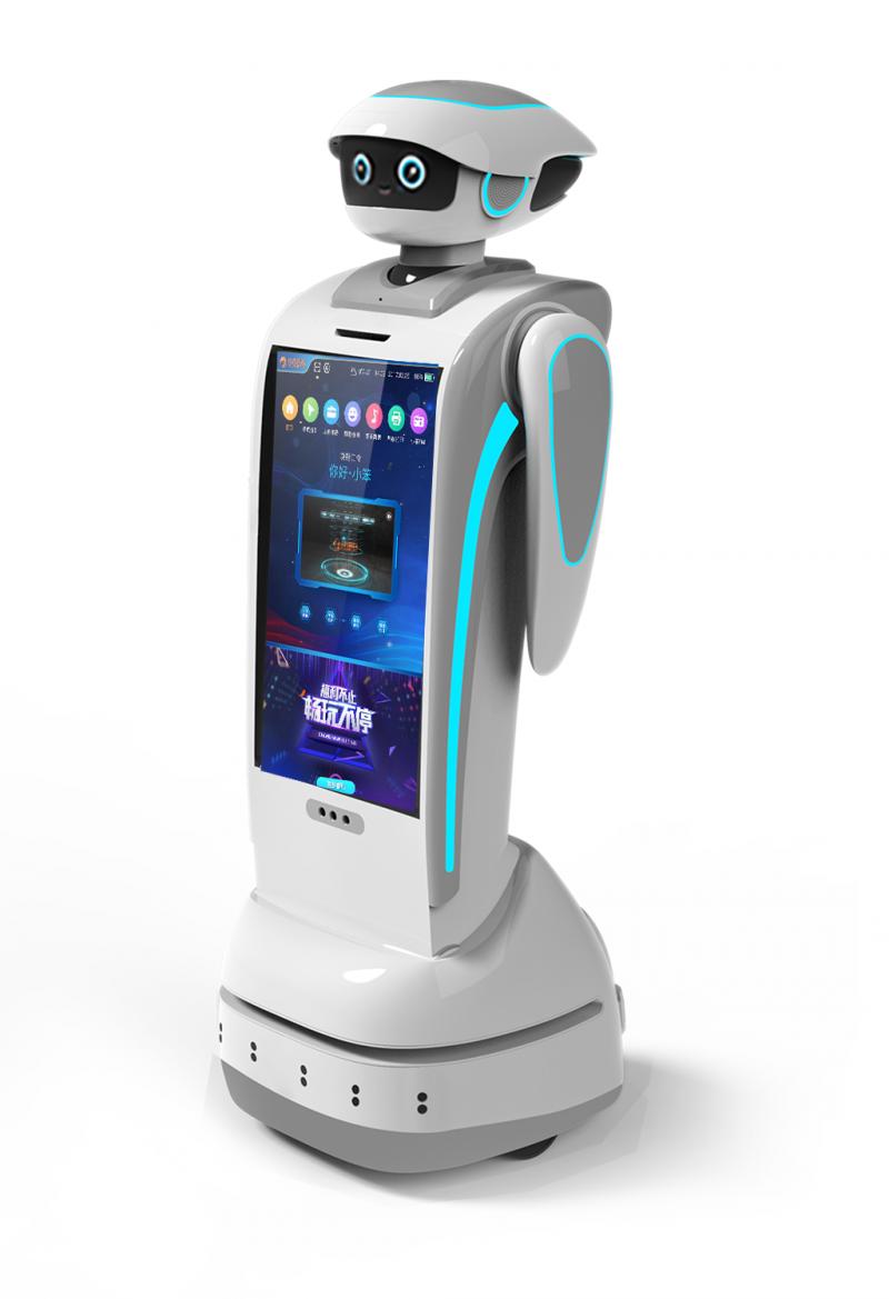 小笨智能机器人大屏版 服务机器人-智能机器人价格-智能机器人
