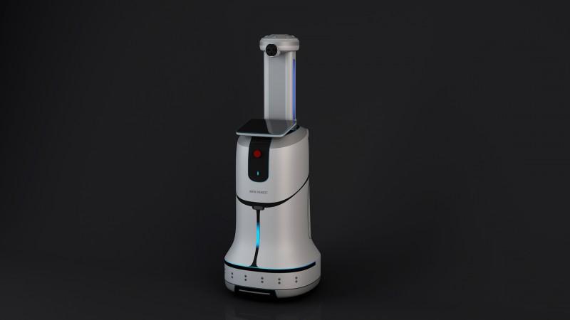 消毒机器人-消毒机器人价格-智能消毒机器人-全国供应