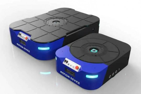 韩国Motion Device推出4款AGV产品