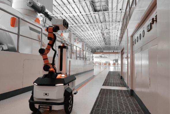 电子制造+电力巡检 优艾智合复合移动机器人已迈入规模化应用阶段