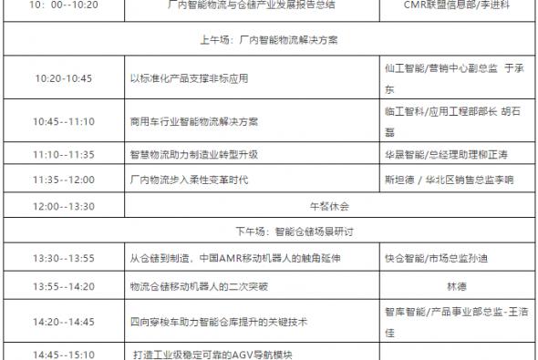 华北地区AGV/AMR应用现状解读